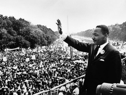 Martin Luther King I have a dream Rhetorik
