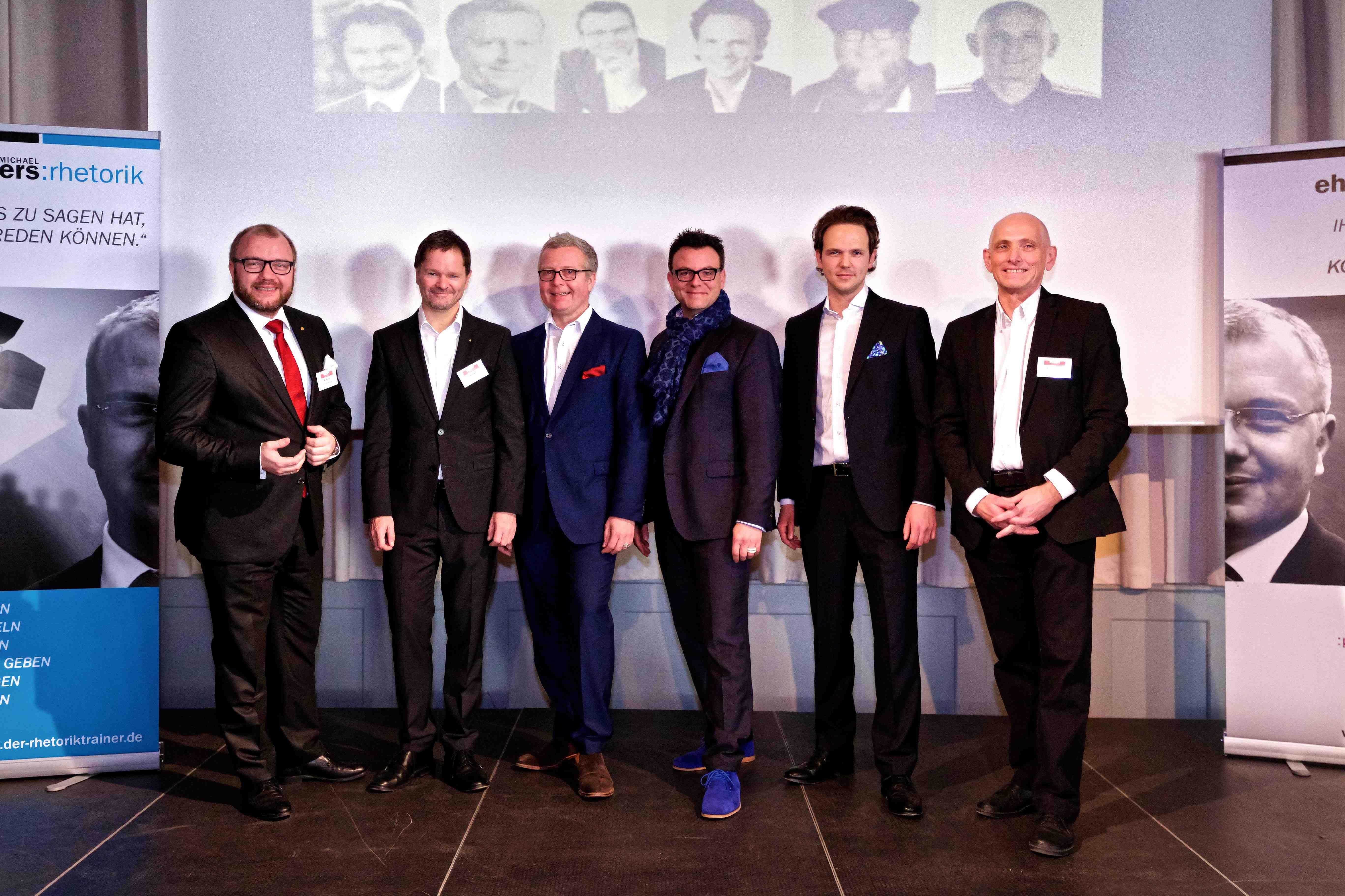 Das Referenten-Team es 13. WOBLA-Expertenforum beim Gruppenbild